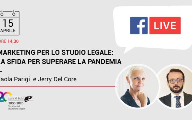 marketing-legale-fb-live